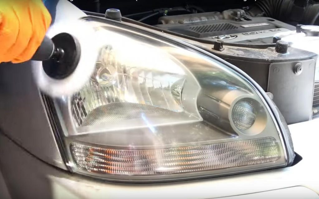 Headlight Sparkle Back
